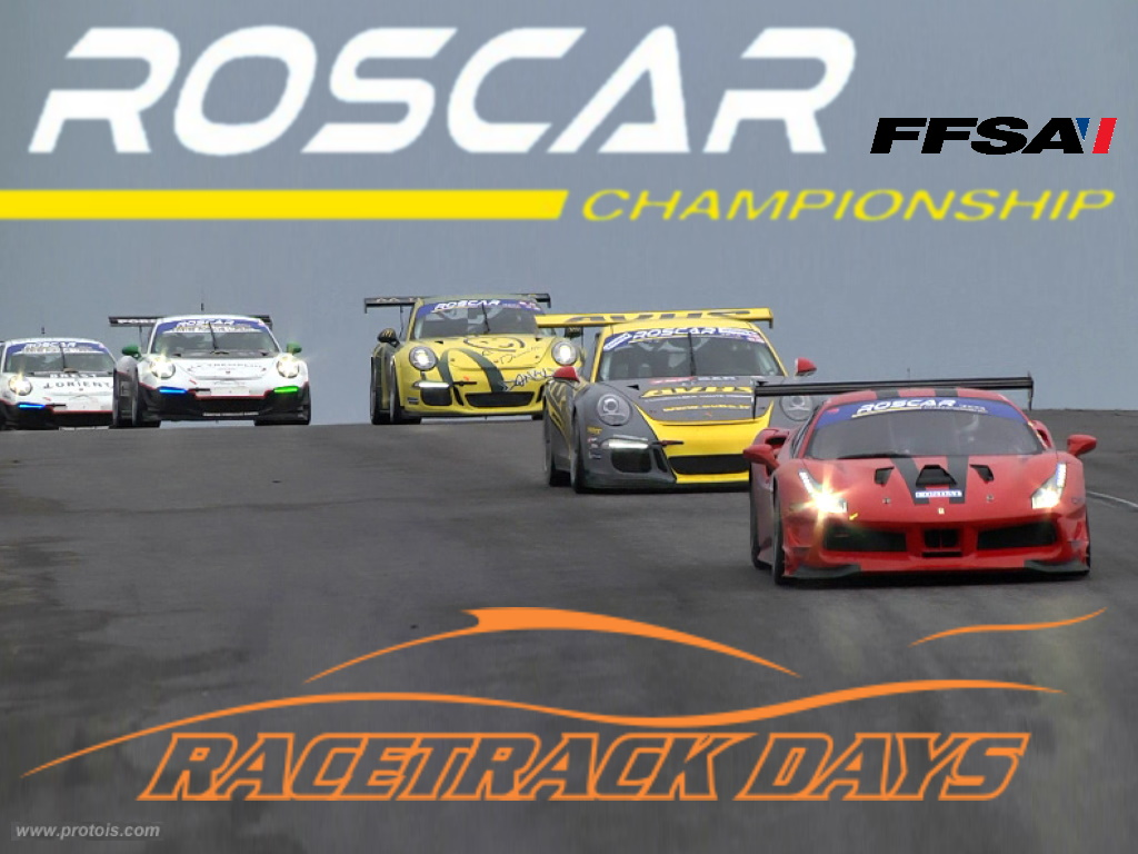 Verzoening van Club 911 IDF, de Roscar kampioenschap en Racetrack Days !!!