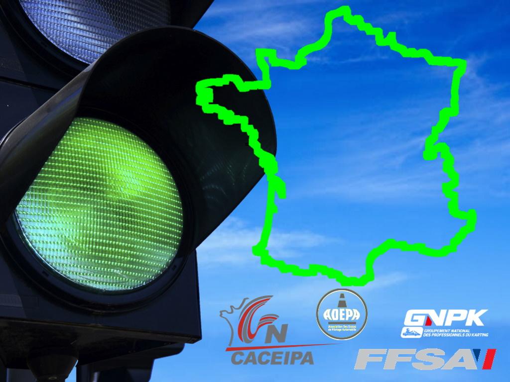 Groen licht in Frankrijk